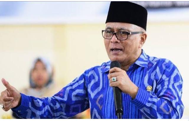 Kebali Terjadi, Microphone Anggota DPR  Dimatikan Disaat Menyampaikan Protes Terkait SKB Tiga Menteri