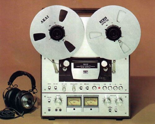 AKAI GX-650D