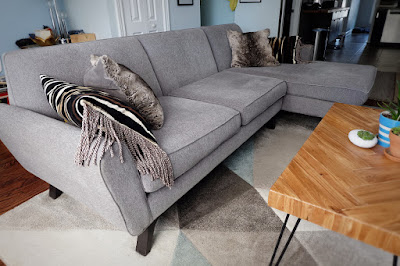 couch rug online purchase review