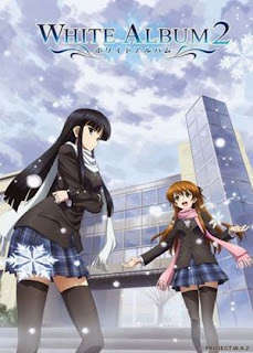 White Album 2 - Anime drama romance music terbaik Fall 2013