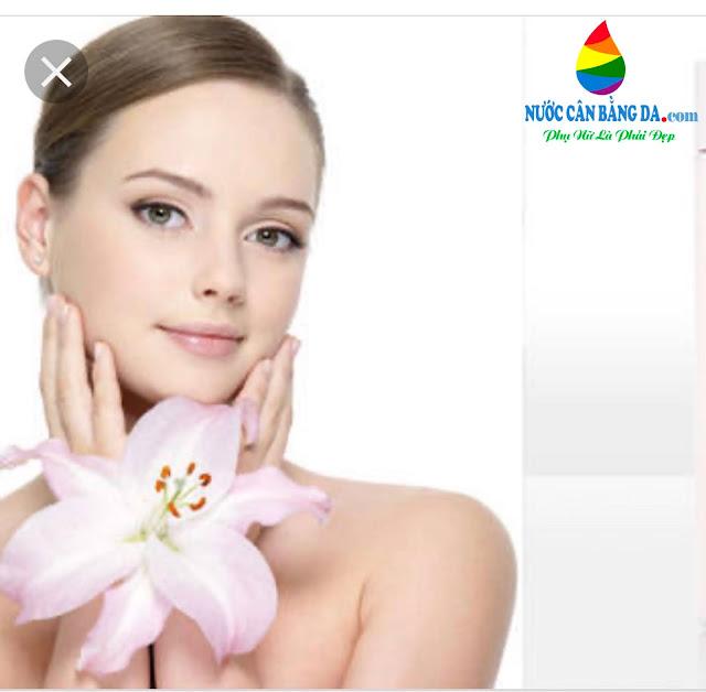 Nên dùng nước cân bằng da sau khi rửa mặt và trước khi trang điểm.