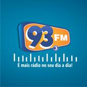 Ouvir agora Rádio 93 FM Show 93.3 - Barbacena / MG