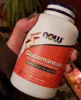 تجربتي مع حبوب جلوكومانان Glucomannan للتنحيف