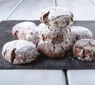 Chocolate Crinkles 2 Recipe