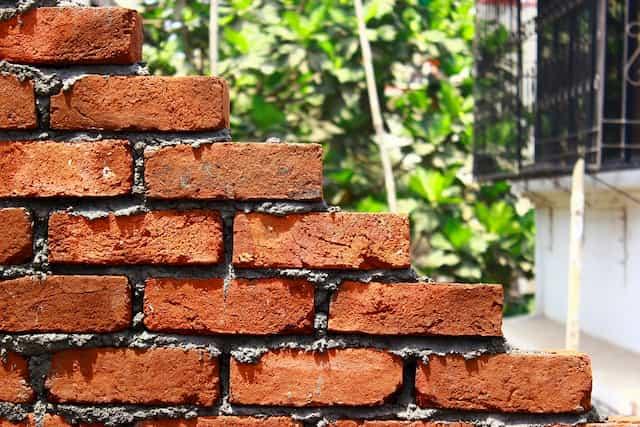 Brick Construction House Contractor Goa