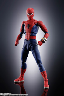 S.H.Figuarts Spider-man ver. Toei TV series 1978 - Tamashii Nations