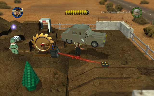 LEGO Indiana Jones 2 The Adventure Continues PC Full Version Screenshot 2