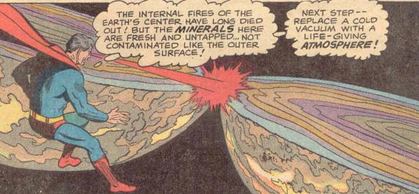 DOSSIÊ ESPECIAL: QUANDO SUPERMAN PLAGIOU...DEUS!?!?!? (Parte Final)