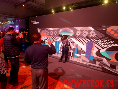 Exhibiciones de graffiti para eventos