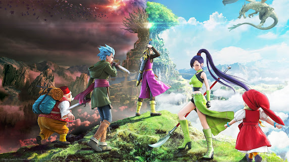 Dragon Quest XI S: Ultimate Edition Review, the conclusion