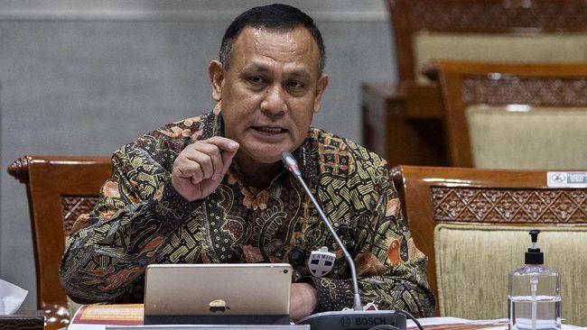 Firli Bahuri Akhirnya Buka Suara soal Isu Pemecatan Sejumlah Pegawai KPK