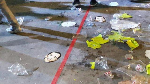 Sindir 'Topeng' Jokowi yang Berserakan, Fadli Zon Gubah Lagu Peterpan