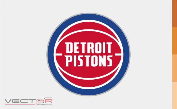 Detroit Pistons Logo - Download Vector File AI (Adobe Illustrator)