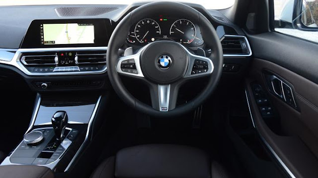 New BMW 3 Series (G20) 2019 Launched in India.
