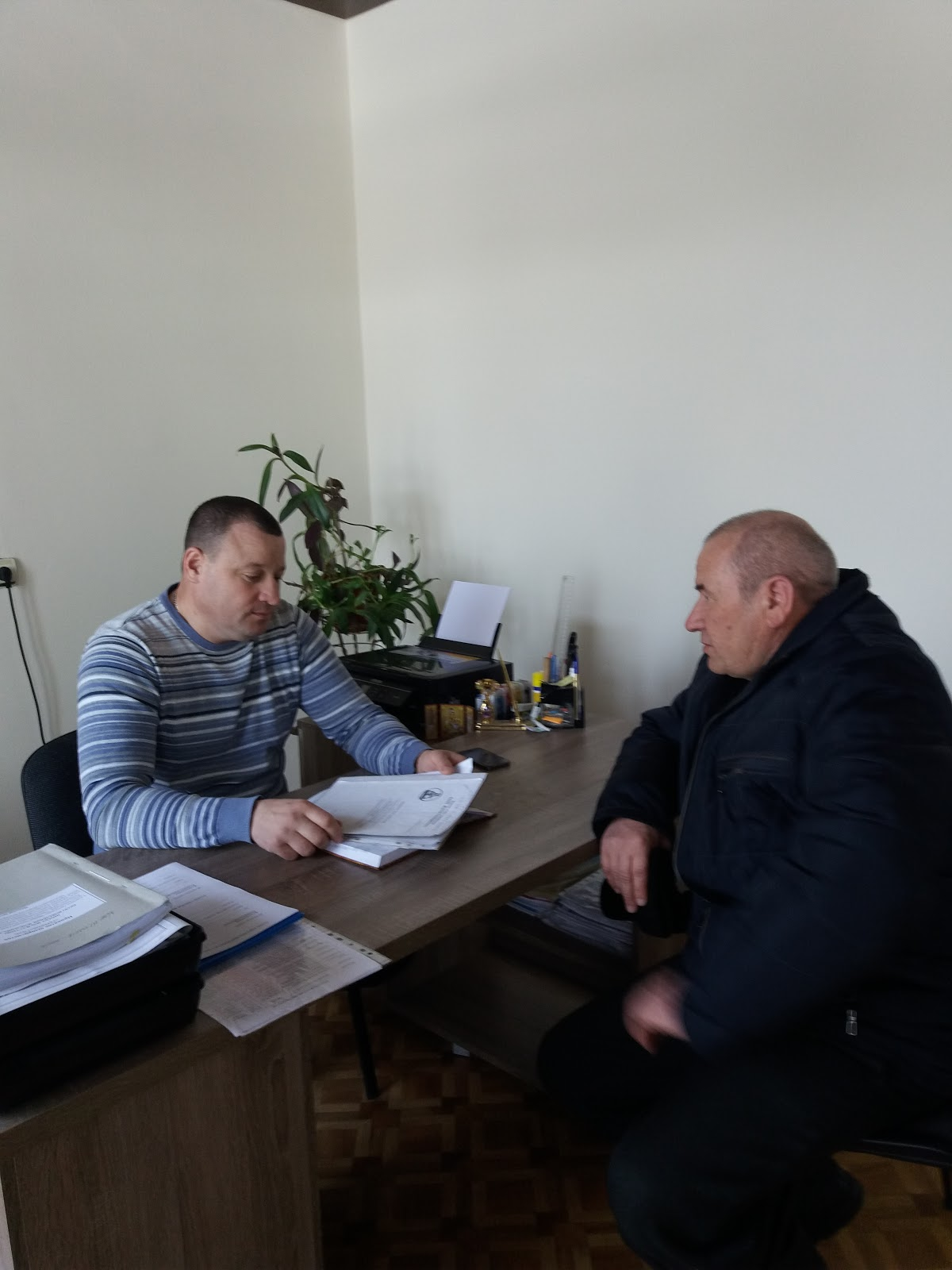 Юрій Лостік провів виїзний прийом громадян у Казанківському та Новобузькому районах