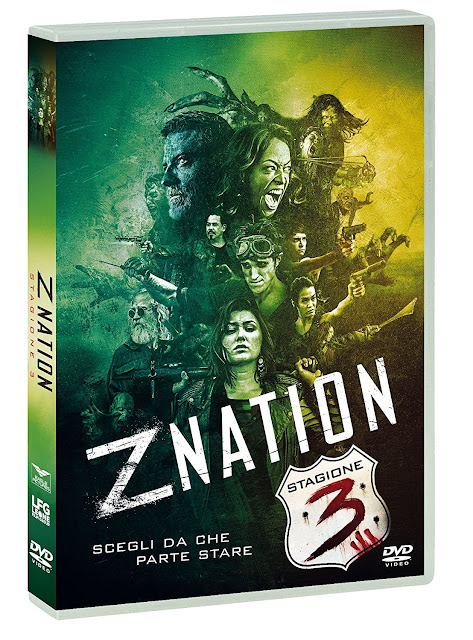 Z Nation Stagione 3