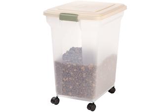 67 Quart Iris Premium Airtight Pet Food Storage Container