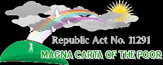 Republic Act No. 11291 : An Act Providing for a Magna Carta of the Poor