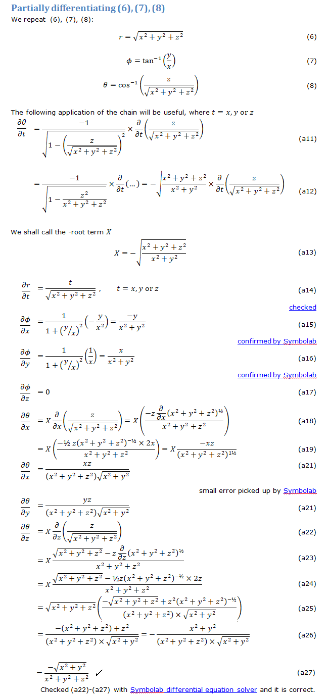 Spacetime and Geometry Symbolab differential equation solver
