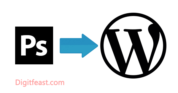 How to convert PSD to Wordpress website.