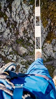 Klettersteiggehen für Anfänger – So gelingt dir der Einstieg! Klettersteig gehen - das ist wichtig für den Anfang 02