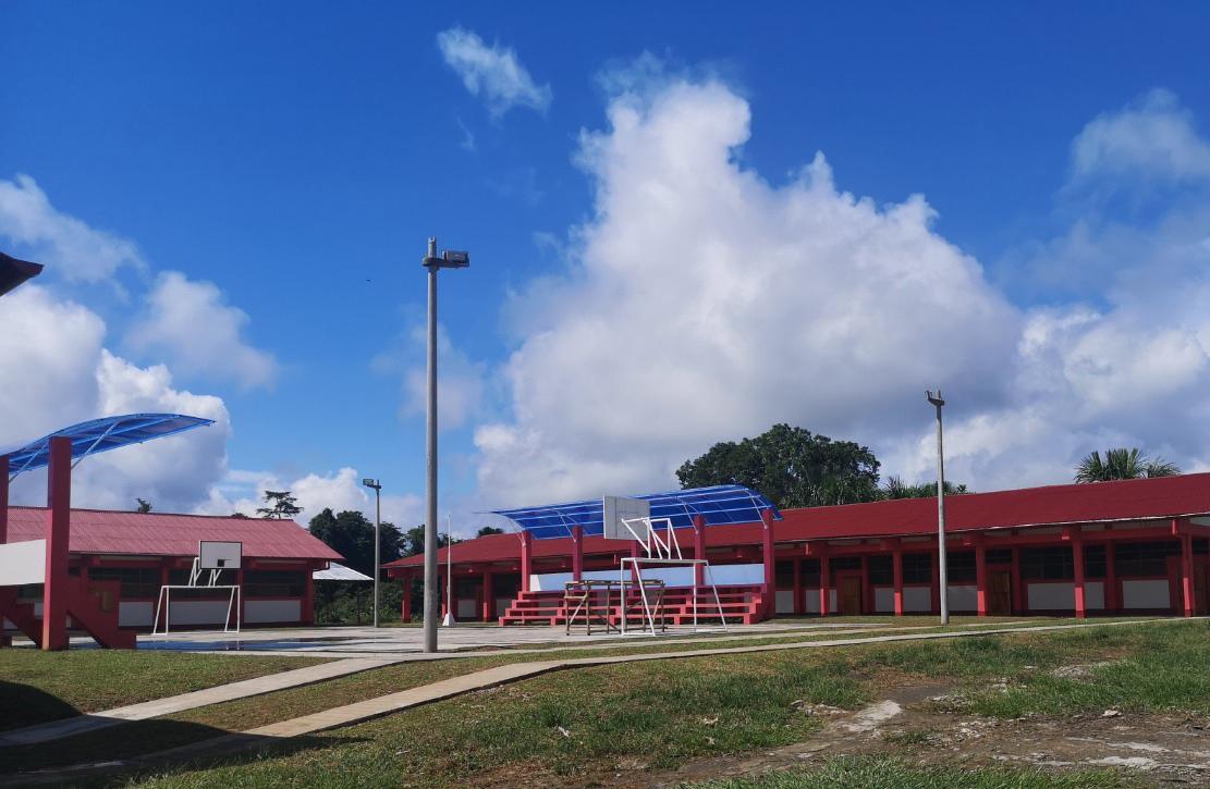 Escuela 60891 - Salvador