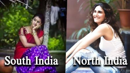 Interesting Differences Between South and North India in dressing style