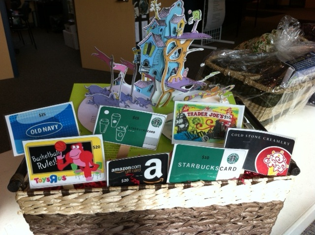 gift card basket idea um dearborn early childhood education center news basket 7364
