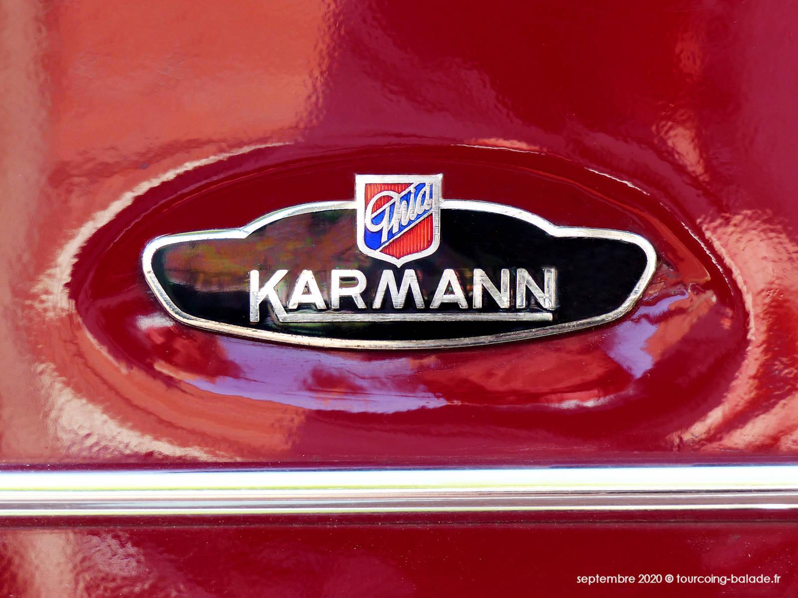 Cartype Logo Karmann Ghia Volkswagen VW