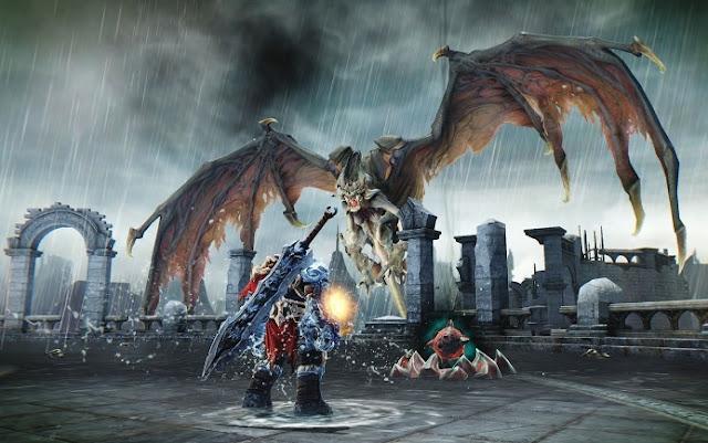 Darksiders Game Ringan