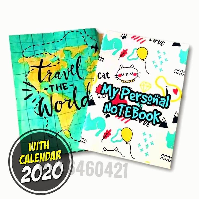 Mini Planner dan Kalendar 2020 Murah di Selangor, KL