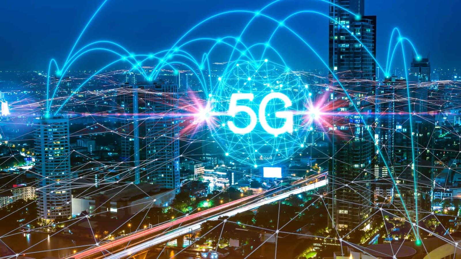 Apa itu Jaringan 5G