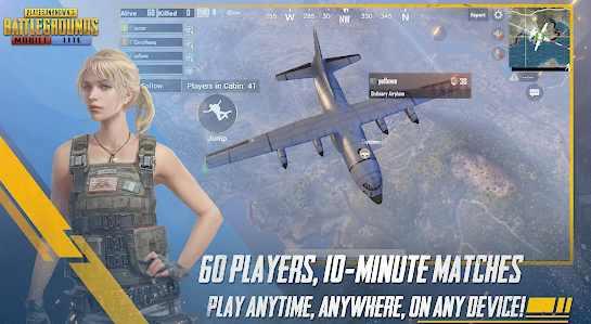 Peta permainan di PUBG LITE