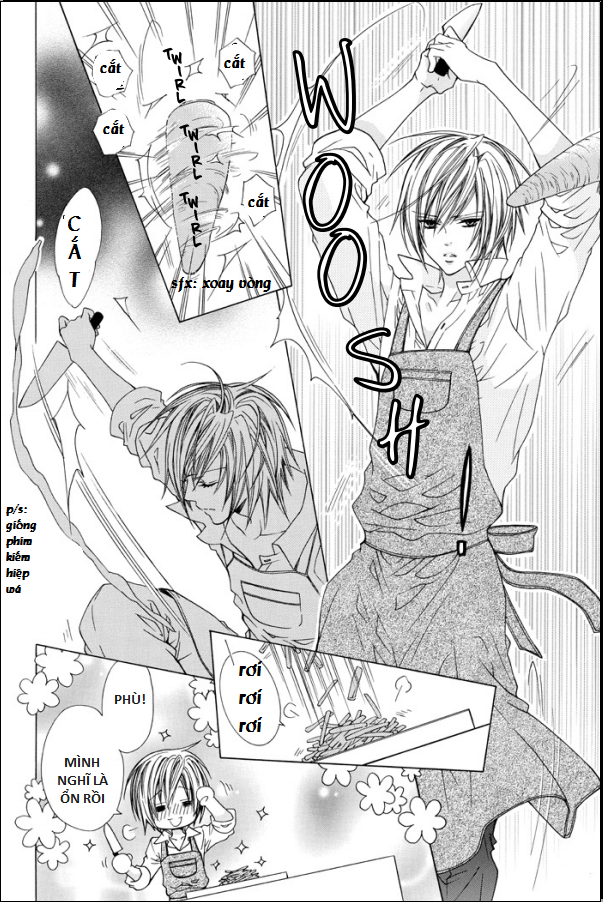 Trang 20 - (chap 2)TUẦN TRĂNG MẬT 18+ (- HARUKA MINAMI) - Truyện tranh Gay - Server HostedOnGoogleServerStaging