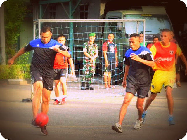 Binaiya Peringati HUT ke 15 dengan Lomba Futsal