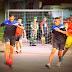 Korem 151/Binaiya Peringati HUT ke 15 dengan Lomba Futsal