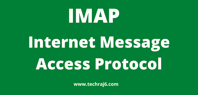 IMAP full form, what is the full form of IMAP
