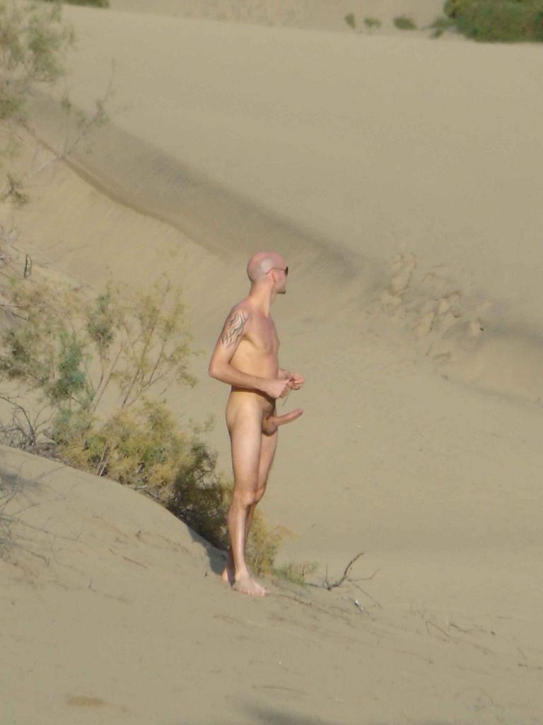 nudist boys with erections