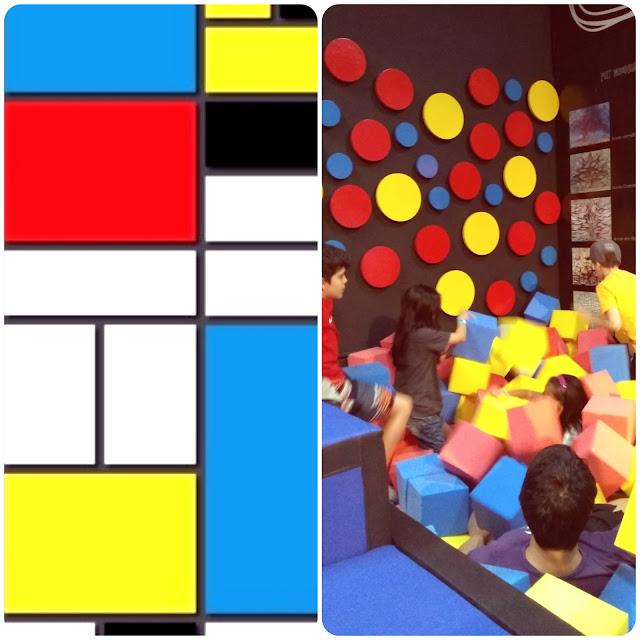 Museu da Imaginação - Mondrian
