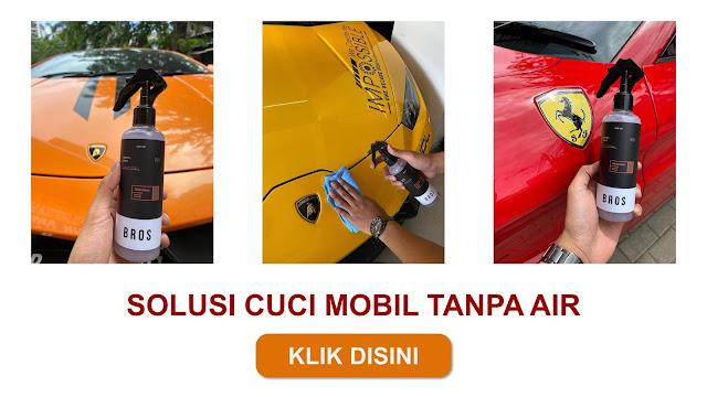 Cuci Mobil