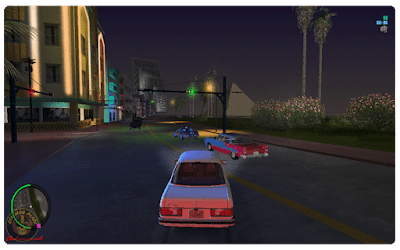 GTA Vice City Graphics settings