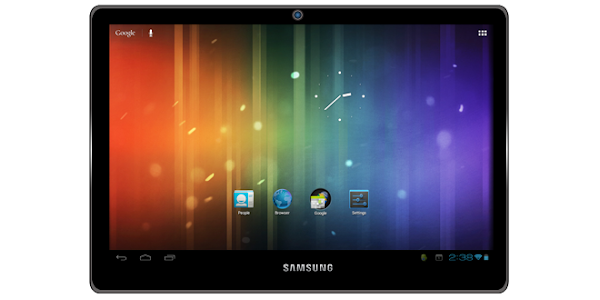 Samsung Galaxy tablets receiving Android 4.0 Ice Cream Sandwich by August