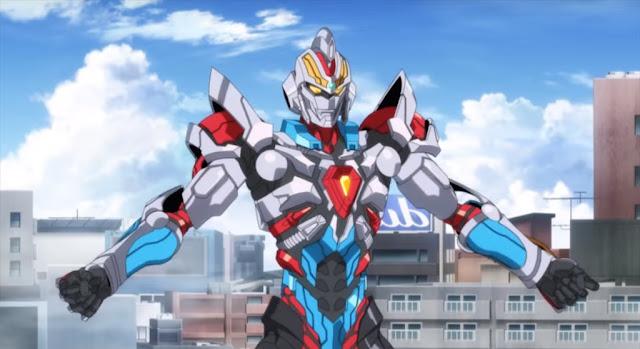 SSSS Gridman anime Trigger Tsuburaya Productions