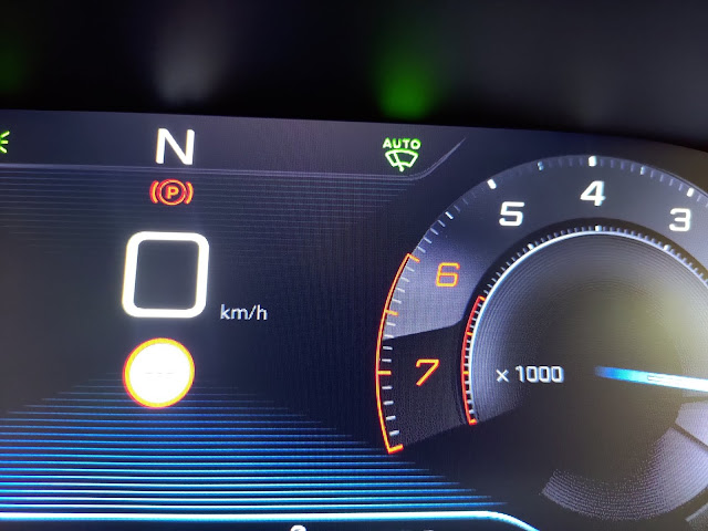 indikator SAW Peugeot