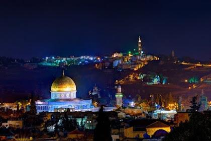 Khutbah Jumat: 9 Alasan Kenapa Kita Mencintai dan Membela Palestina