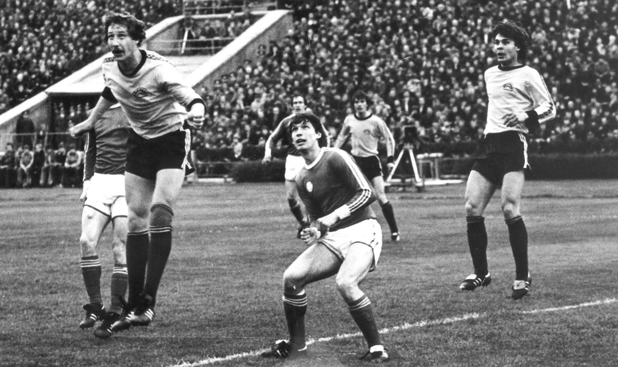 Ретро-футбол «Металлист»  80-ые годы История,Футбол,СССР
