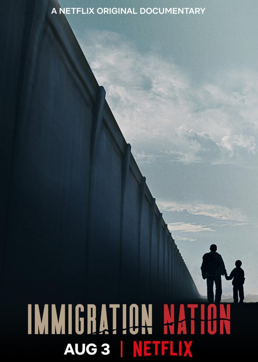 Nación de inmigración Temporada 1 Completa 720p Dual Latino