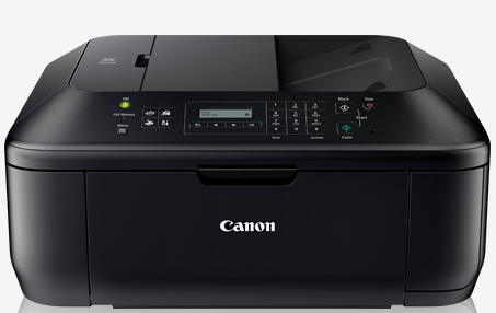 Driver Software Printer Canon PIXMA MX397 Series