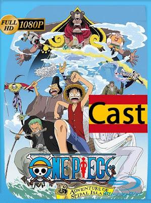 One Piece: Aventura en la Isla Engranaje (2001) [1080p] Castellano [GoogleDrive] [MasterAnime]