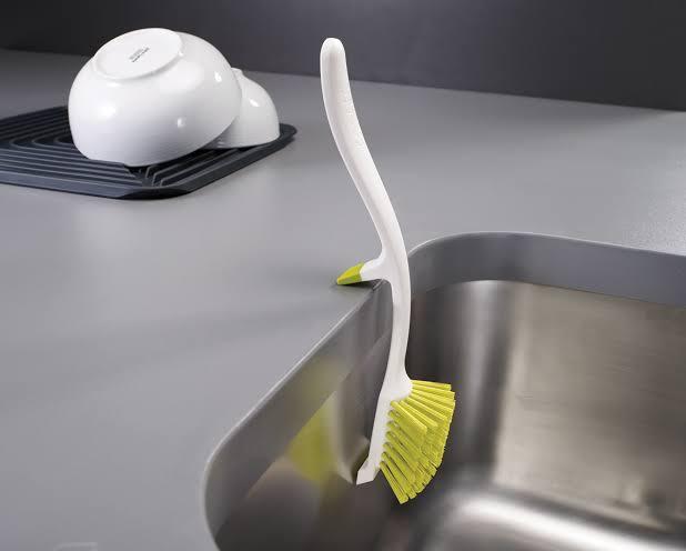 Edge™ Dish Brush For Your Kitchen | Kitchen Gadgets